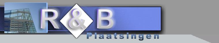 R&B Plaatsingen